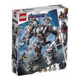 Lego War Machine Buster Avengers Endgame 76124 Nuevo 2019