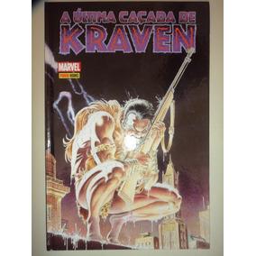 Homem Aranha A Ultima Caçada De Kraven Panini Books 2015 Exc