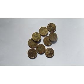 Moedas Raras 1,5,10,25,50, Centavos E 1 Real Frete Gratis