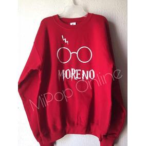 Sudadera Harry Potter Personalizada Con Tu Nombre