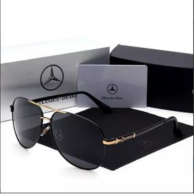 14332725b8cb4 Óculos De Sol Mercedes Benz Original Uv400 Made In Itália .