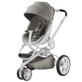 Carrinho De Bebê Quinny Moodd - Grey Gravel