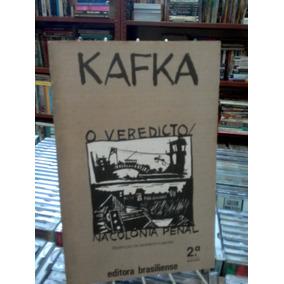 O Veredicto Franz Kafka