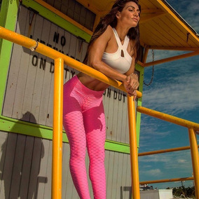 Leggins Yoga Malla Deportiva Fitness Anti-celutis