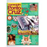 Revista Manequim Ponto Cruz N° 71- Frete Gratis
