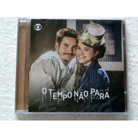 Cd O Tempo Não Para (2018) Original Lacrado!!
