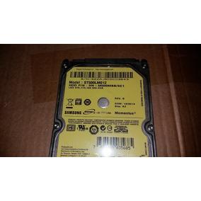 Hd Samsung 500gb St500lm012 Com Defeito