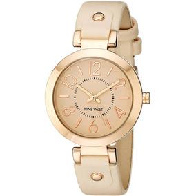 Nine West Original Reloj De Pulsera Diseñador Envío Gratis