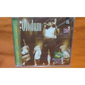 Cd Olodum - Enciclopédia Musical Brasileira Lacrado