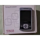 Celular Sony Ericsson T303 Lg Sony Samsung