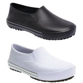 Sapato Branco Enfermagem Tamanho 45 - Sapatos 45 no Mercado Livre Brasil a7a4850cf3