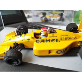 F1 - Nelson Piquet - Lotus 1988 - 1:43 - Customizada Camel