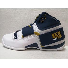 Tenis De Basquetbol Nike Lebron Zoom Soldier 1 25 Shaight