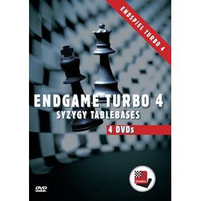 Endgame Turbo 4 Completo Para Programas De Xadrez   Envio Ra
