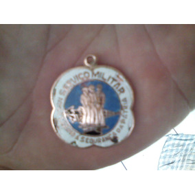 Medalha Ou Chaveiro Militar