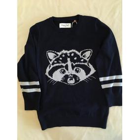 Sweater Azul Niño