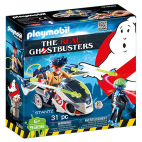 Playmobil Ghostbusters - The Real Ghostbusters - Stantz - 93