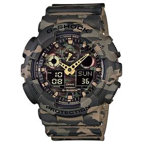 Relógio G-shock Ga-100cm Original C/ Garantia Nfe- Edc,tátic