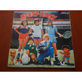 Sport Billy Naranjito Mundial España 1982 Peru Lp Oferta F