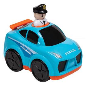 Brinquedo Super Baby Car Buba Police - 08605