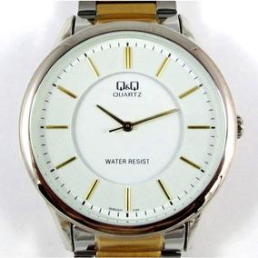 5a5670a99c6 Relógio Q Q Folheado Masculino Gigante Hc - Relógios De Pulso no ...