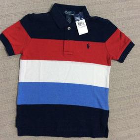 Camisa Polo Infantil Menino - Pólos no Mercado Livre Brasil 7d9e4422a8b