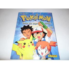 Álbum Pokémon Temos Que Pegar Todos! 2 - (panini) - A104