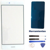Huawei Mate 9 Cristal Glass Touch Blanco Gorilla + Kit