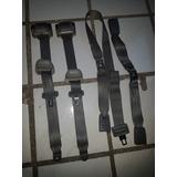 Vendo Juego De Cinturones Traseros De Toyota Hilux 2006-15