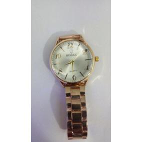 dcae1c4f849 Relógio Rolex Unisex Em Aço Escovado Original - Relógios no Mercado ...