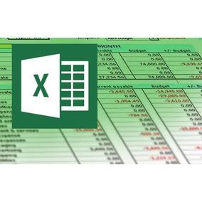 Curso Excel Básico, Intermediário E Avançado Completo