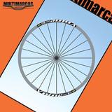 Adesivo De Bicicleta Roda Vzan Vnine 29 Frete Gratis
