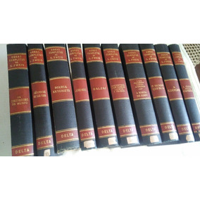 10 Volms Obras Completas Stefan Zweig Anos 50-leia Descrição