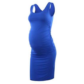 715bc98a8 Vestido Maternidad Fiesta - Vestidos de Mujer Azul oscuro en Jalisco ...