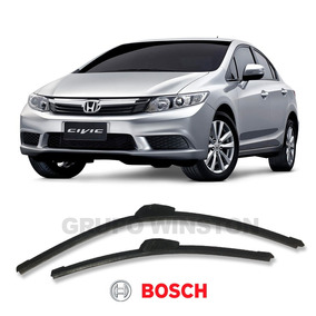 Palheta New Civic Original Bosch 2012 2013 2014 2015 2016