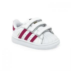 052b167cb Zapatillas Adidas Num 23 - Ropa y Accesorios Blanco en Mercado Libre ...
