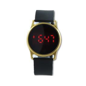 693521e1dab Relógio Led Ad Redondo   Frete Grátis   - Relógios De Pulso no ...
