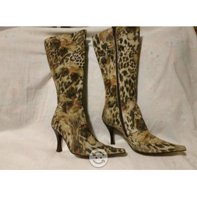 Botas Dama Largas Usadas Zapatos Mujer Dione Usado en Mercado Libre ... acfb67de3a34