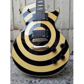 Gibson Les Paul Custom Zakk Wilde China No Epiphone Canje !