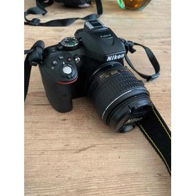 Câmera Nikon D5300 Impecável