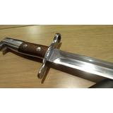 Faca Militar Elsener M1918 K31 - Baioneta Suíça 1ª Guerra