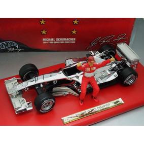 Ferrari Schumacher Cromada 2003 6x Wc Encomenda Ler Anúncio.