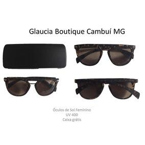 6e14a9523af17 Óculos Onça Pintada Leopardo Uv 400 De Sol - Óculos no Mercado Livre ...