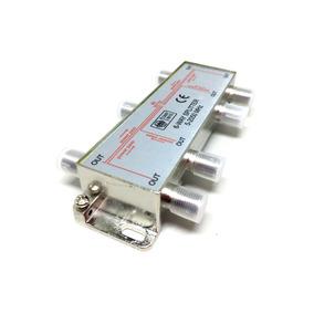 Chave Divisora De Satélite Alta Frequência 6x1 5 ~ 2050 Mhz