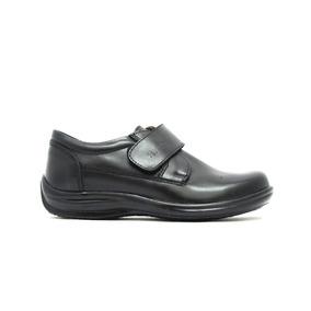 Zapato Escolar Negro Para Niño 18-21.5 Yondeer 8604