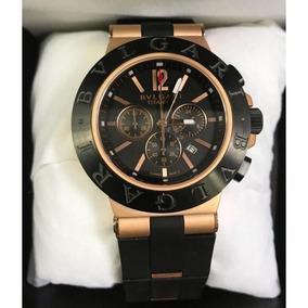 43c27214ddf Relógio Bvlgari Titanium Aluminium D24884 Gp007 - Relógios De Pulso ...
