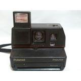 Antigua Cámara Instantánea Polaroid