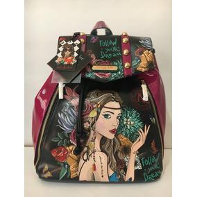 Backpack Nicole Lee Angelina Liquidación 25% Envío Gratis!