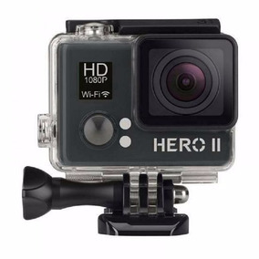 Câmera De Ação Goal Pro Hero 2 Sport 2 - Full Hd 1080p