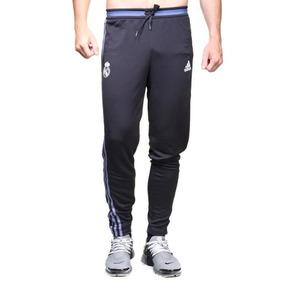a5e20cc402082 Pantalon Adidas Real Madrid Chupin - Pantalones Largos de Fútbol ...